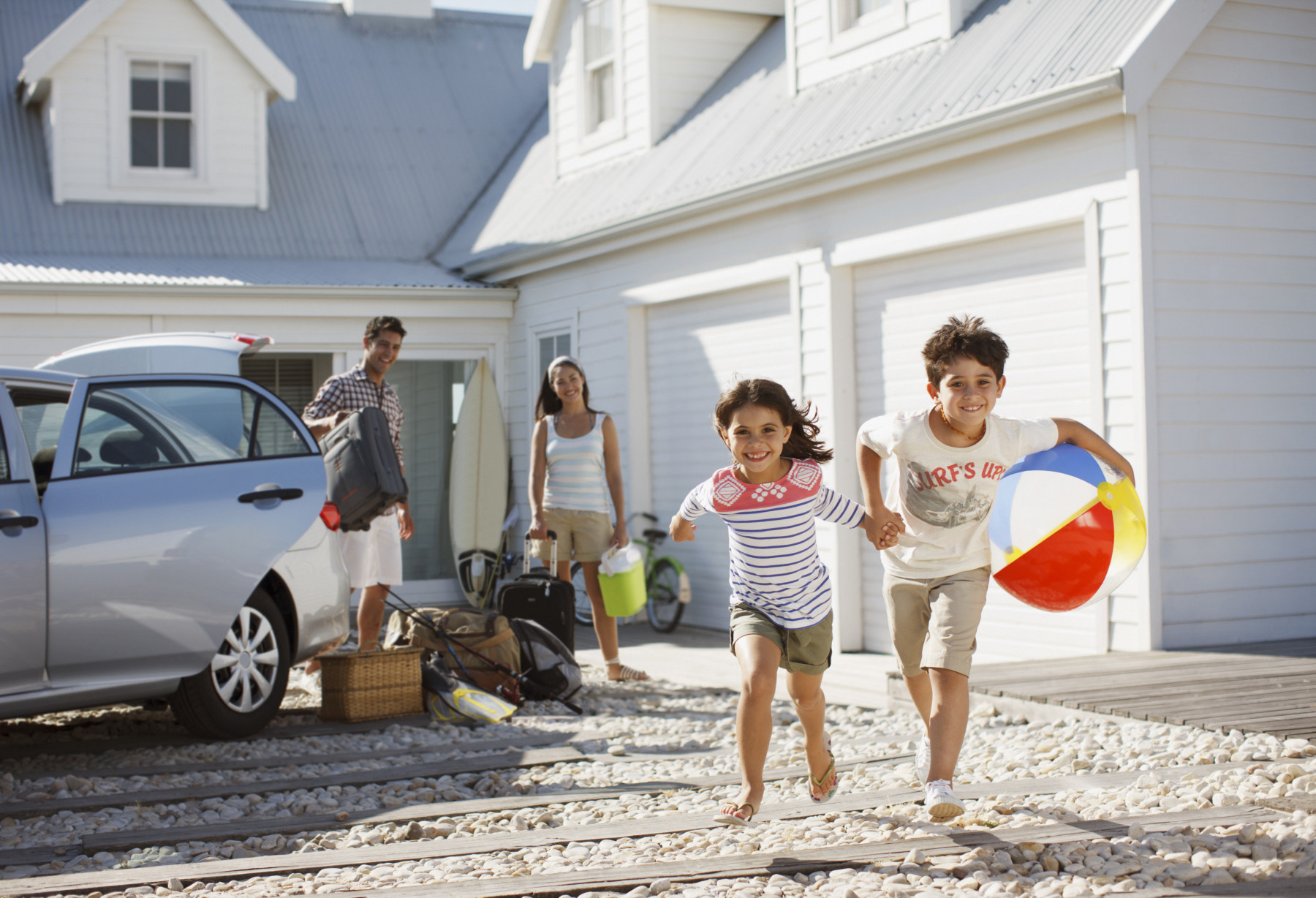 Why It's Smart to Buy a Home in the Summer