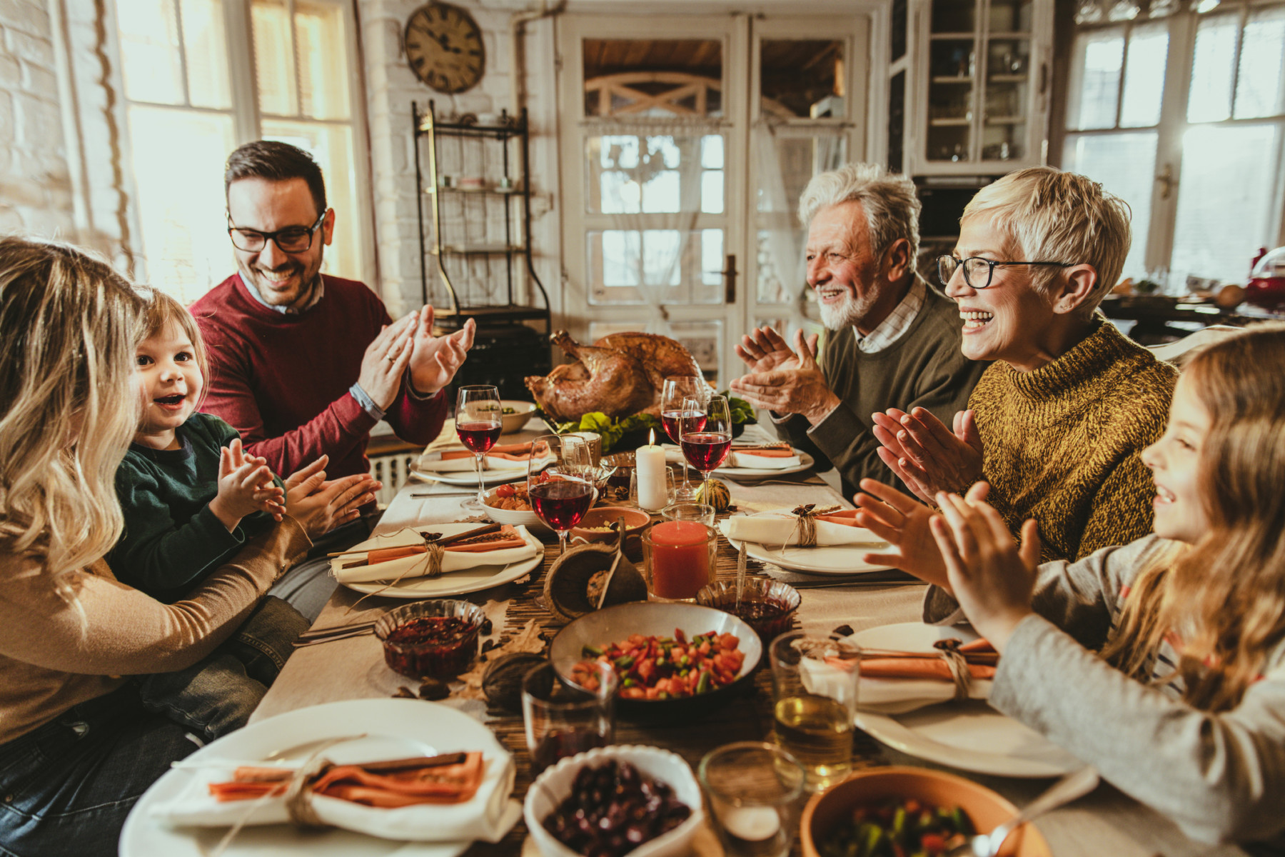 Hosting Your First Thanksgiving: A Homeowner's Guide