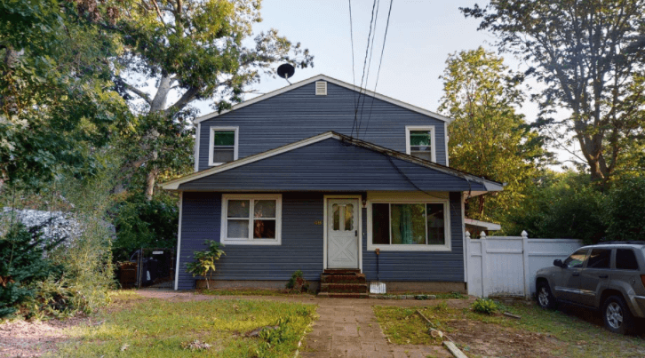 48 Oakdale Avenue, Selden (Basement & exterior)